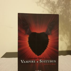 Vampire & Succubusmenu, Richelle Mead