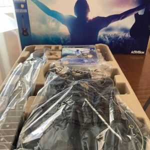 Guitar Hero Live PS3 Bundle + Official Xbox Dongle για clone hero PC