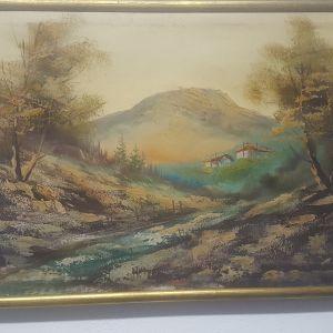 Πίνακες ζωγραφικής του Μαρά (δεκαετίας 1960-1970)