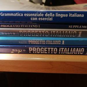 Progetto italiano 1/Εκμάθηση ιταλικών