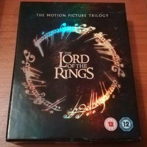 The Lord of the Rings (Ο Άρχοντας των Δαχτυλιδιών) Τριλογία Blu-ray