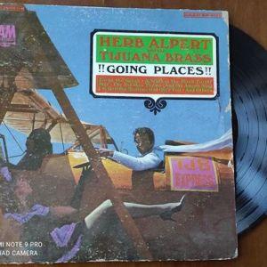 Herb Alpert & the Tijuana Brass (Vinyl)