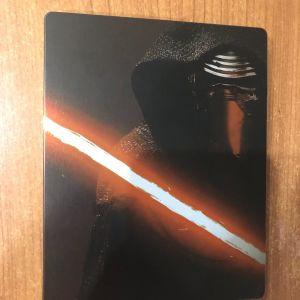 Star Wars: The Force Awakens Steel Book blu ray