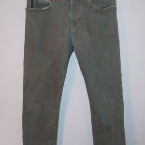 Armani jeans γκρι παντελόνι