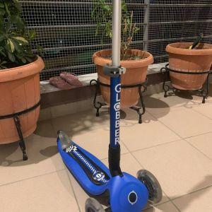 ΠΑΤΙΝΙ Globber Junior Foldable Fantasy Lights Racing Blue