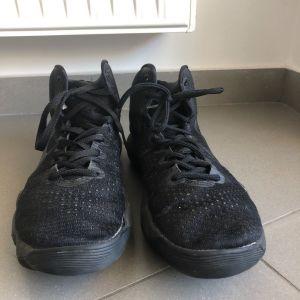 Μπασκετικά Μαύρα Nike