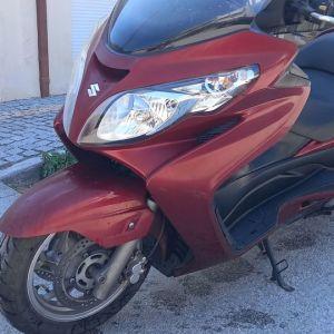 """Suzuki burgman 400 07"""""""