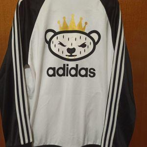sample adidas Nigo bear jacket