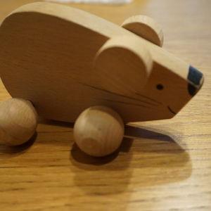 ξυλινο ποντικι