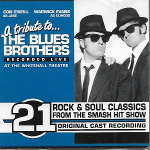 CD / THE BLUES BROTHERS