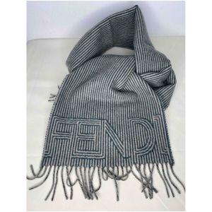 FENDI unisex cashmere/wool κασκόλ καινούργιο με ετικέτες!