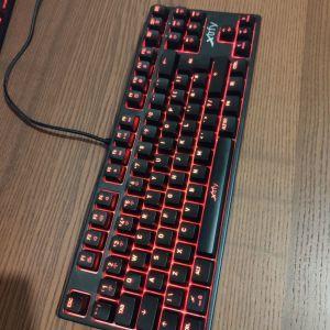 XTRFY K4 RGB Mechanical Gaming Keyboard