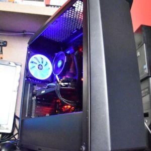 Δυνατός Υπολογιστής Ryzen 5 με κάρτα γραφικών και SSD δίσκο