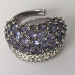 Όμορφο ασημένιο δαχτυλίδι!