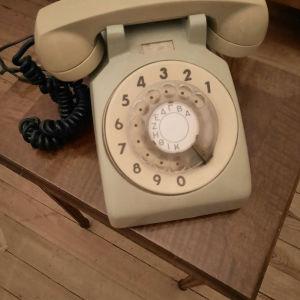 Vintage συσκευή τηλεφώνου