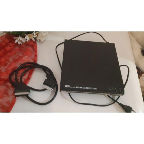 DVD player GCV