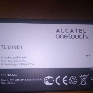 ΜΠΑΤΑΡΙΑ ΚΙΝΗΤΟΥ ALCATEL TLi19B1