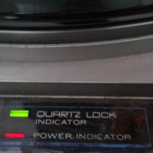 Kenwood Quartz Lock Direct drive - Πικάπ σε πολύ καλή κατάσταση λειτουργικό,αξιόπιστο με καινούρια κεφαλοβελόνα.