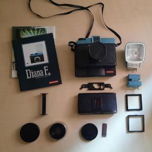 Φωτογραφική μηχανή φιλμ