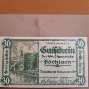 Χαρτονομισμα Αυστριας #5