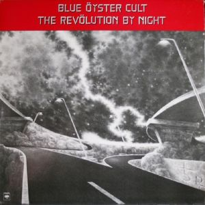 BLUE OYSTER CULT THE REVOLUTION BY NIGHT COLUMBIS FC 38947 ΣΕ ΠΟΛΥ ΚΑΛΗ ΚΑΤΑΣΤΑΣΗ