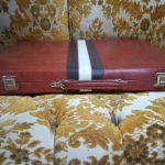 Τάβλι (Βαλίτσα Δερμάτινη)