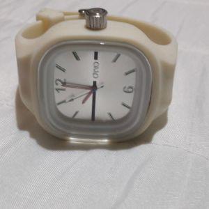 Ρολόϊ unisex Oyyo λευκό