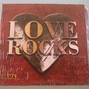 Love rocks συλλογή 4 cd