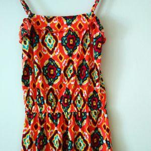 μπλουζάκι - φόρεμα  κορίτσια 14-15 καινούργιο