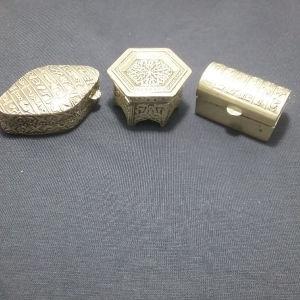 Αιγυπτιακές Μπιζουτιερες ή Μοναδικά κουτάκια
