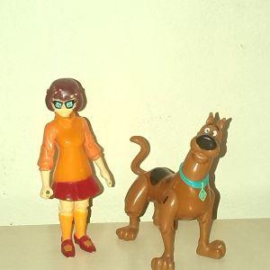 Φιγουρες Scooby Doo & Βιλμα
