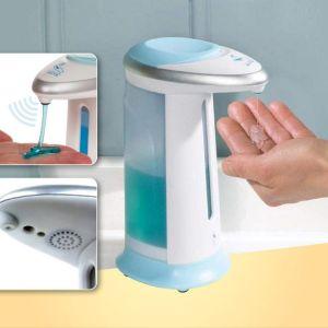 8,90e  Αυτόματη συσκευή , με φωτοκύτταρο ''Soap Magic''-Ιδανική για κρεμοσάπουνο