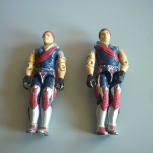 Tomax & Xamot v1 φιγούρες Cobra GIJOE