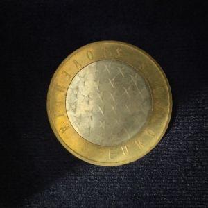 Νομίσματα επετειακα Ευρωπαικής Ενωσης Σλοβενία