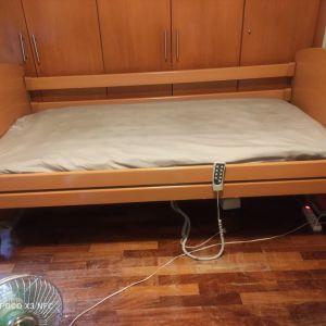 Πολύσπαστο Ηλεκτρικό Νοσοκομειακό Κρεβάτι