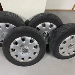 σιδερένιες ζάντες VW GOLF 185/60/15 εργοστασιακές