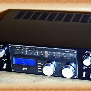 Ραδιοενισχυτής JVC JR-S50  και ηχεία JVC SP-x440