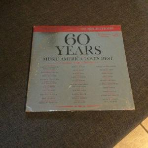 60 Years of Music America Loves Best (2LP)