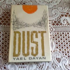 Dust by Dayan Yael  1963 edition