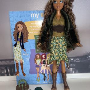 My Scene Barbie Westley Back to School