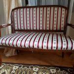 Κλασσικο σετ καναπέ με πολυθρόνες