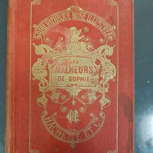 Les Malheurs De Sophie  par La Contesse deSegur  1918