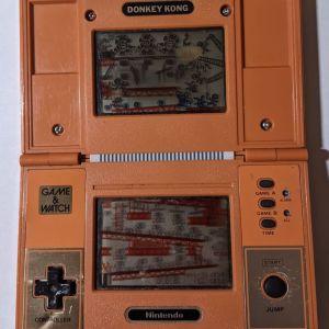 Nintendo Donkey Kong Game & Watch 1982 multi Screen DK-52