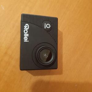 Rollei  action camera ολοκαίνουργια