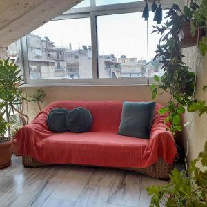 Καναπές μπαλκονιού bamboo