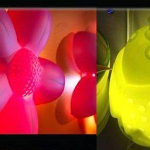 φωτιστικά τοίχου για παιδικό δωμάτιο