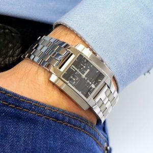 TISSOT ''Swiss Made'' Ρολόι Ανδρικό | Chronograph Stainless Steel