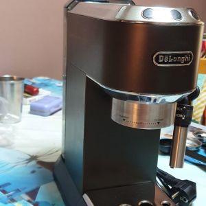 Delonghi Dedica Pump Espresso Black EC685