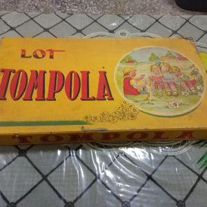 """Παιχνίδι επιτραπέζιο """"Tombola"""""""