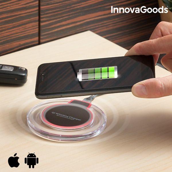 asirmatos fortistis gia smartphones Qi InnovaGoods